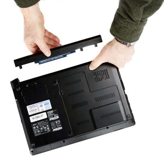 Kết quả hình ảnh cho laptop sạc pin không vào