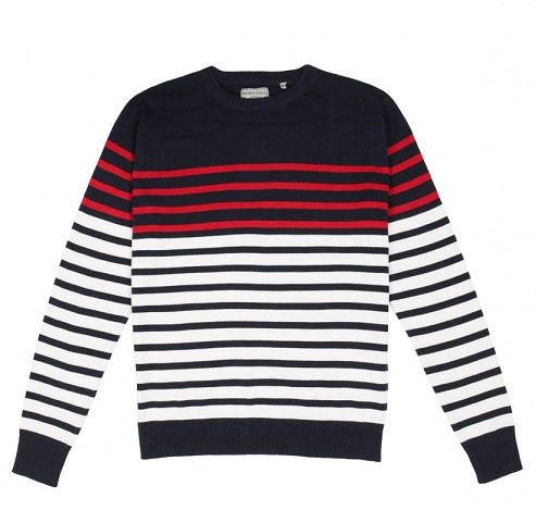 Striped Men's Sweatshirt