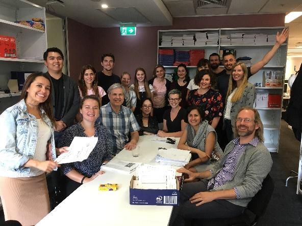 English Teachers at Greenwich English College Sydney