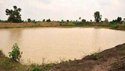Pit method of Rain Rainwater Harvesting