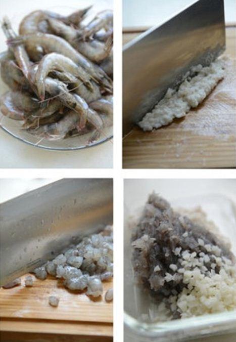 Cách làm bánh tôm giòn thơm hấp dẫn