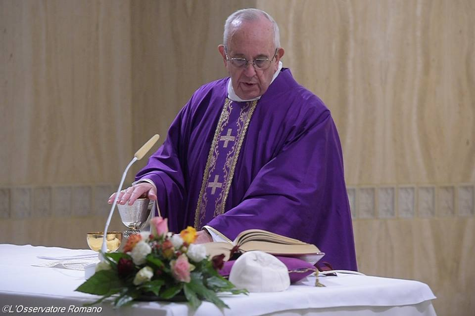 """Đức Thánh Cha: Lòng khiêm nhường của người Ki-tô hữu là nhân đức """"nên như trẻ thơ"""""""