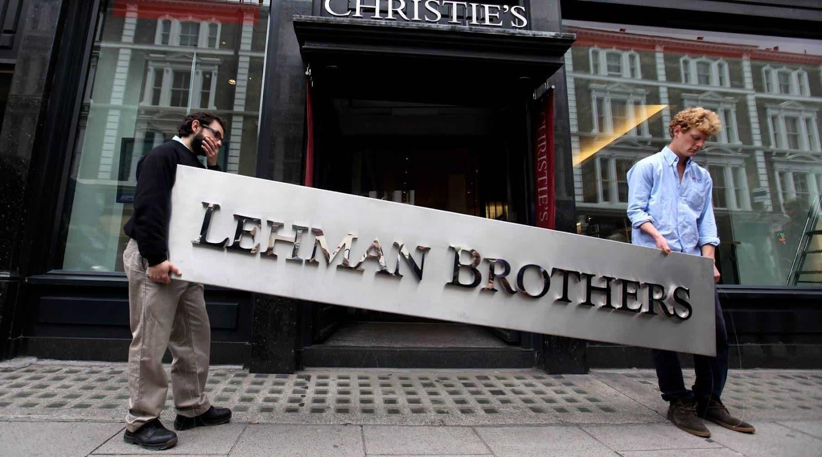 A crise de 2008: pânico na economia e no mercado financeiro   Investificar
