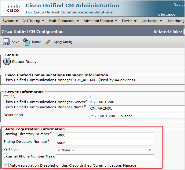 cisco single number reach user guide