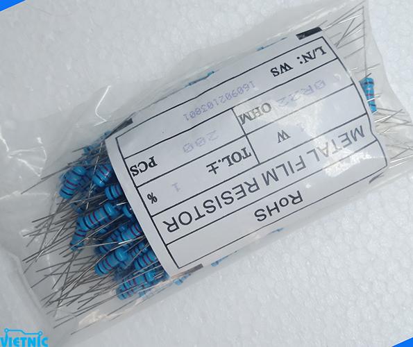 Điện trở 0.22R - 1W/200PCS