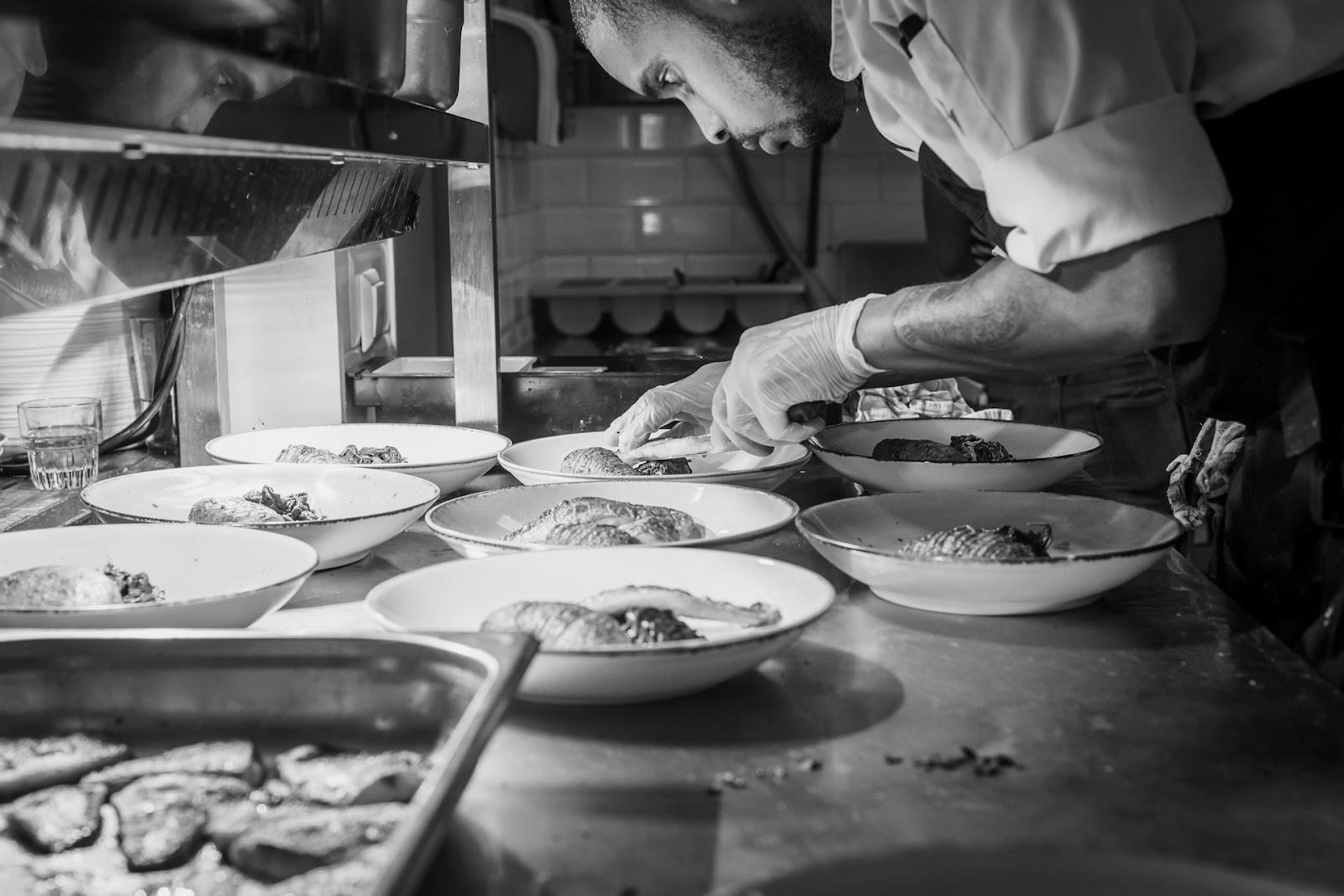 Karriereaussichten für den Koch/ die Köchin