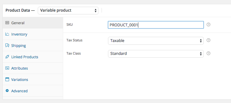 SKU Product ID SQL QUERY