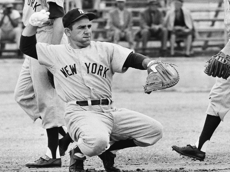 Có thể nói Yogi Berra là một tay chơi rất cừ