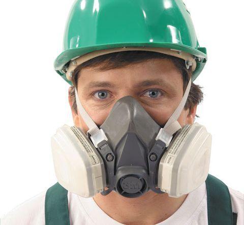 Có thẻ sử dụng mặt nạ phòng độc trong các vụ cháy hay không?