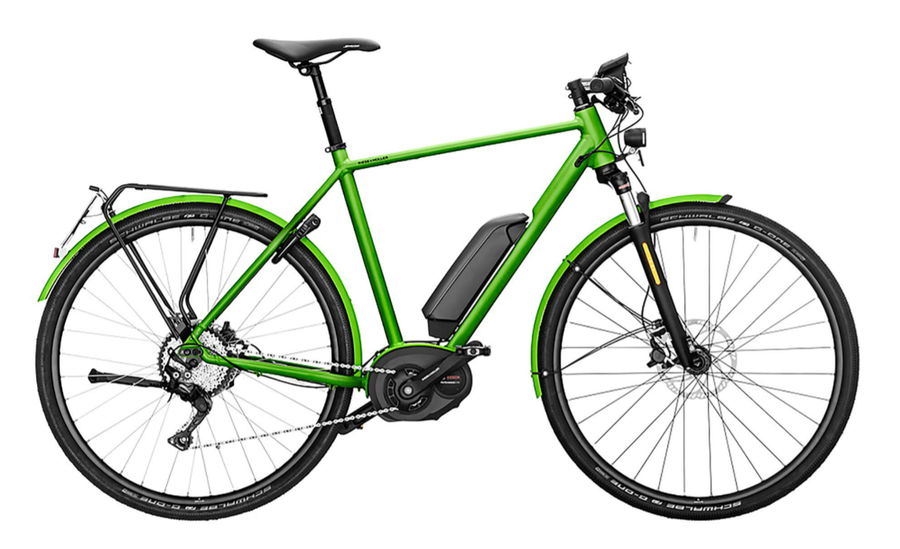 Riese & Müller Roadster Touring electric bike