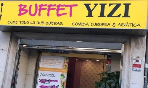BUFFET YIZI SANTIAGO