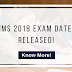 AIIMS MBBS 2018 Exam Date Released - Check it out! blog image