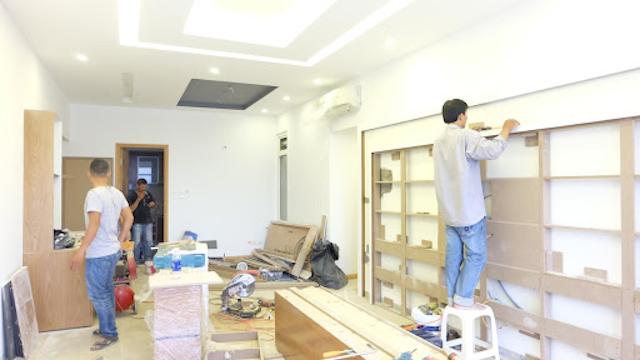 Báo giá sửa chữa nhà tại đơn vị Xây Dựng Trường Tuyền