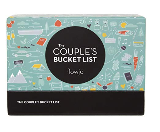 Looking for great summer wedding gift ideas? check out the couple's bucket list