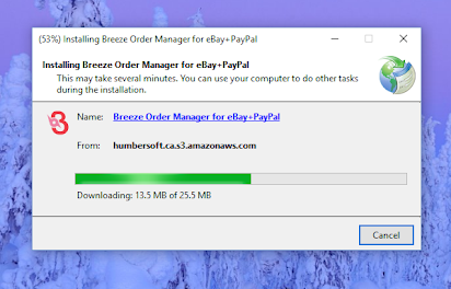 Breeze Order Manager for eBay+PayPal User Manual