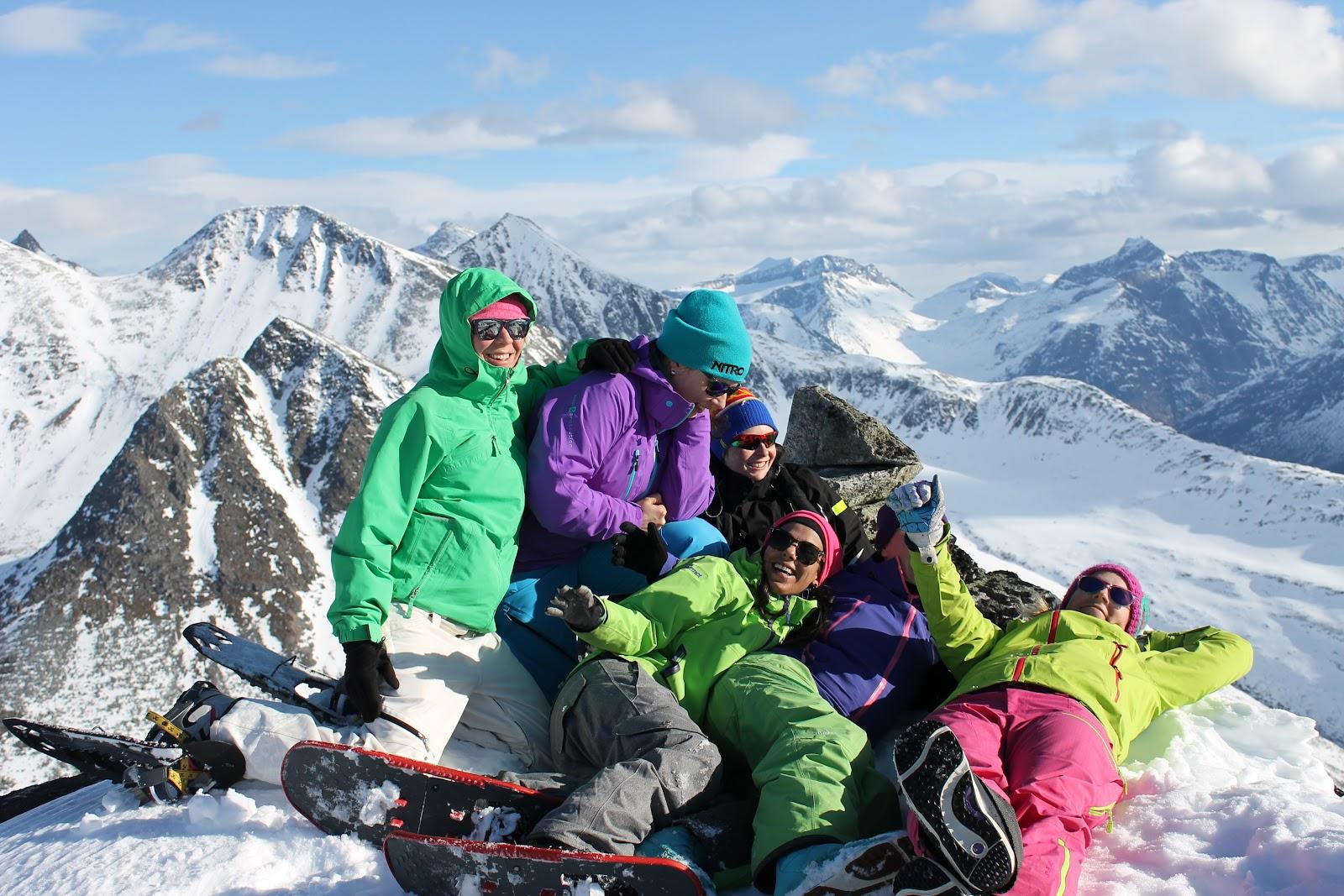 Top tur, Romsdal, Norway
