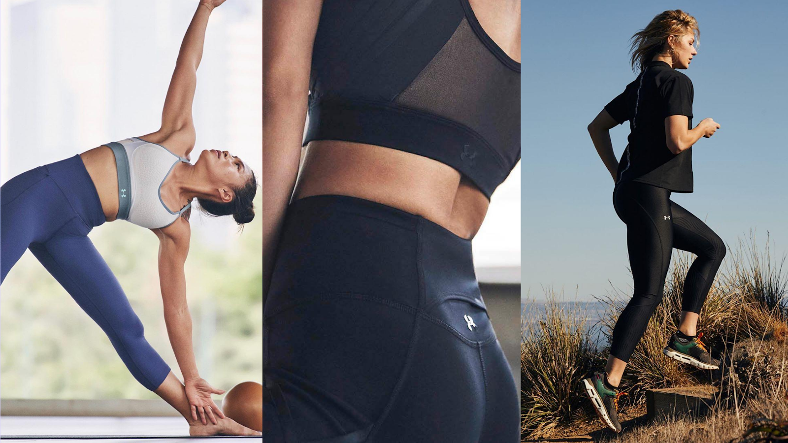 Shop hot weather fashion from Under Armor