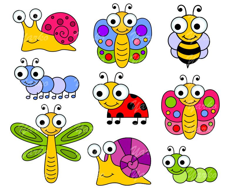 Image result for insect clipart