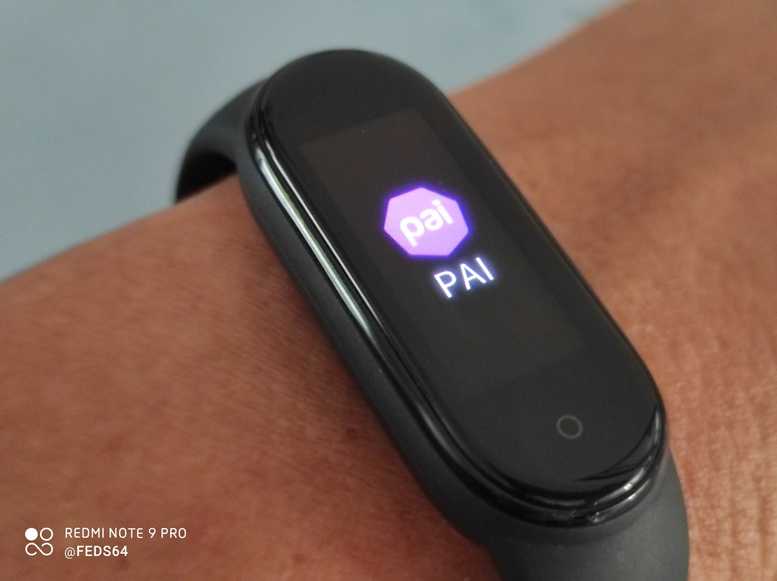 Path To Healthy Life Mi Smart Band 5 Reloaded With Pai Health Mi Band Series Mi Community Xiaomi