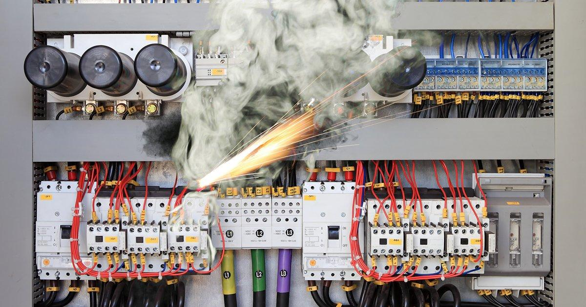 How Do Electrical Fires Start?