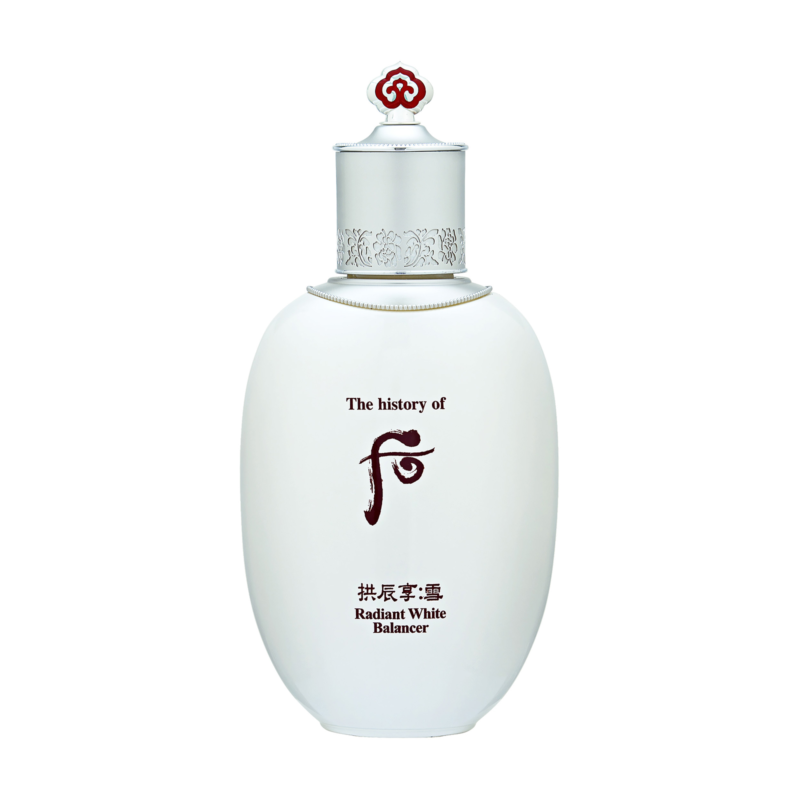 Nước hoa hồng dưỡng trắng Whitening Radiant White Balancer