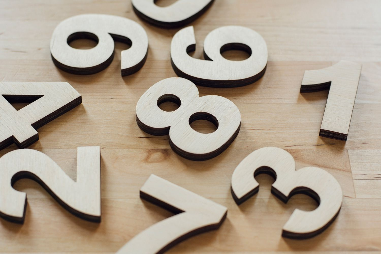 Ý nghĩa của các con số trong phong thủy là gì?