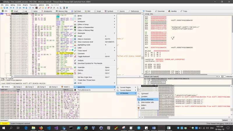 Kỹ thuật dịch ngược cho người mới bắt đầu - Mã hóa  XOR - Windows x64  - Ảnh 3.