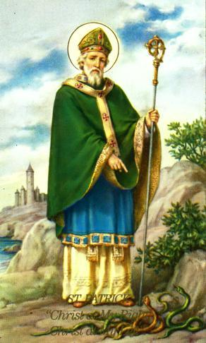 Image result for st patrick