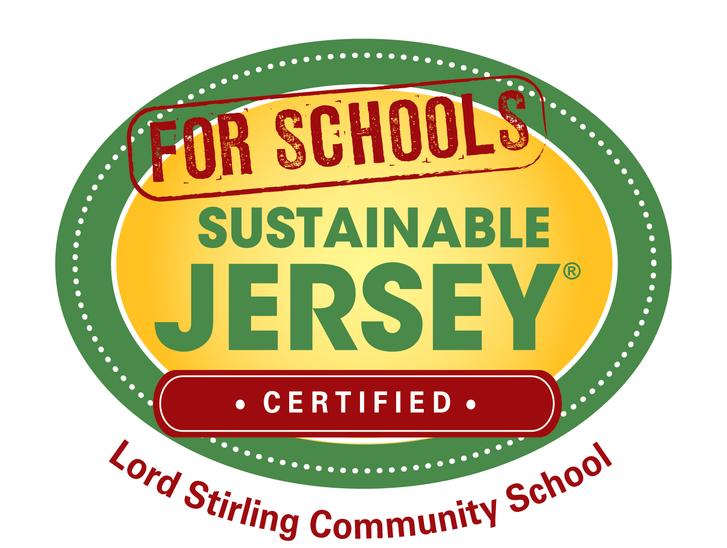 2018 - Sustainable Jersey for Schools