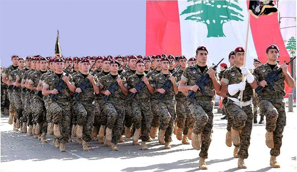 Image result for lebanese army