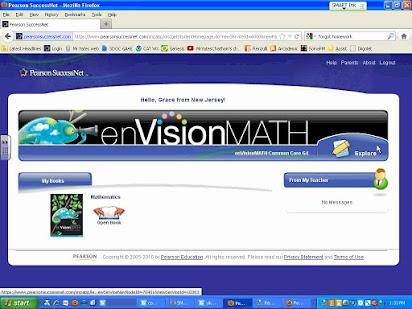 Envision math homework book 5th grade