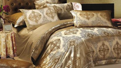 Леонардо золотой <b>постельное белье</b>