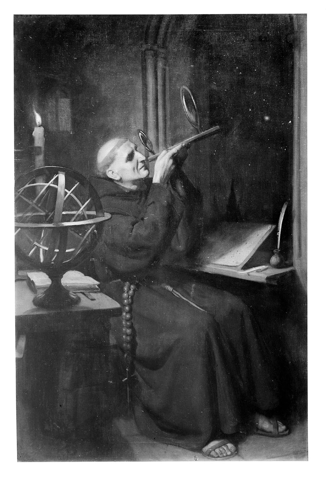 https://upload.wikimedia.org/wikipedia/commons/5/52/Roger_Bacon_in_his_observatory_at_Merton_College,_Oxford._Oi_Wellcome_M0001840.jpg
