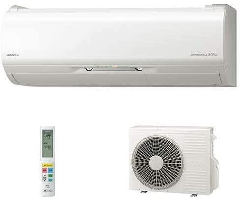 日立 エアコン白くまくんプレミアムXシリーズ