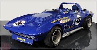 1960s Corvette Grand Sport Roadster