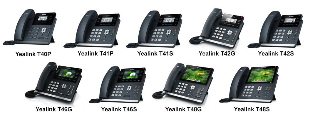 Auto Provision your Yealink T4 series IP Phone for 3CX v15