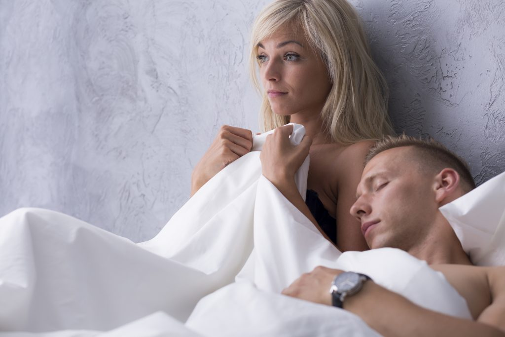 vulnerable after sex