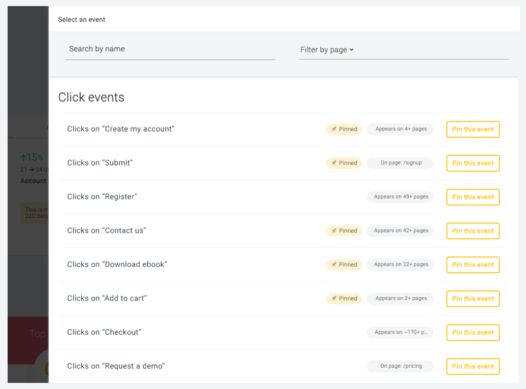 How to Use Events to Optimize Your Facebook And Google Ads 3