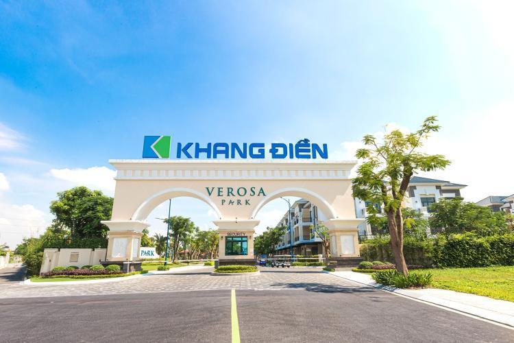 Verosa Park hiện là tâm điểm mở bán của Khang Điền trong năm 2021