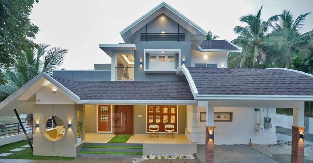 A breathtaking fusion house in Palakkad, owner thanks Manorama Online   Lifestyle Decor   English Manorama