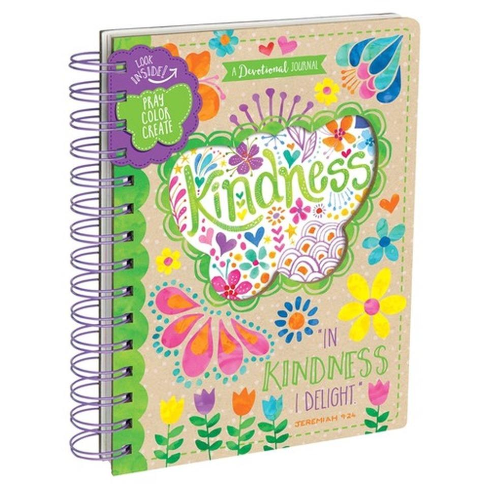 The Kindness Devotional Journal