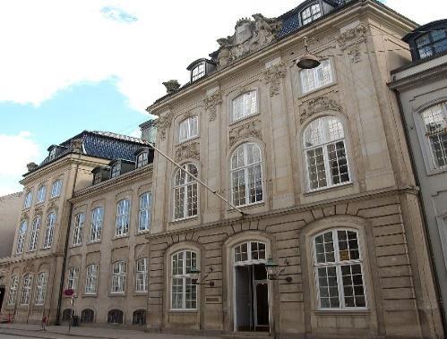 Dehns Palæ - Wikipedia, den frie encyklopædi