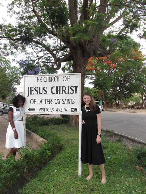 michaela-church-sign
