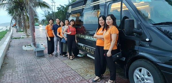 Thuê xe 16 chỗ đi Phan Thiết với tài xế có chuyên môn, nghiệp vụ cao