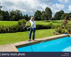 Image result for telescopic pole for swimming pool