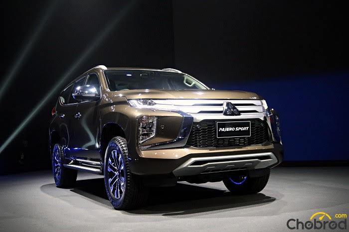 Mitsubishi Pajero Sport 2019 มาดลุยเท่ห์แบบออฟโรด