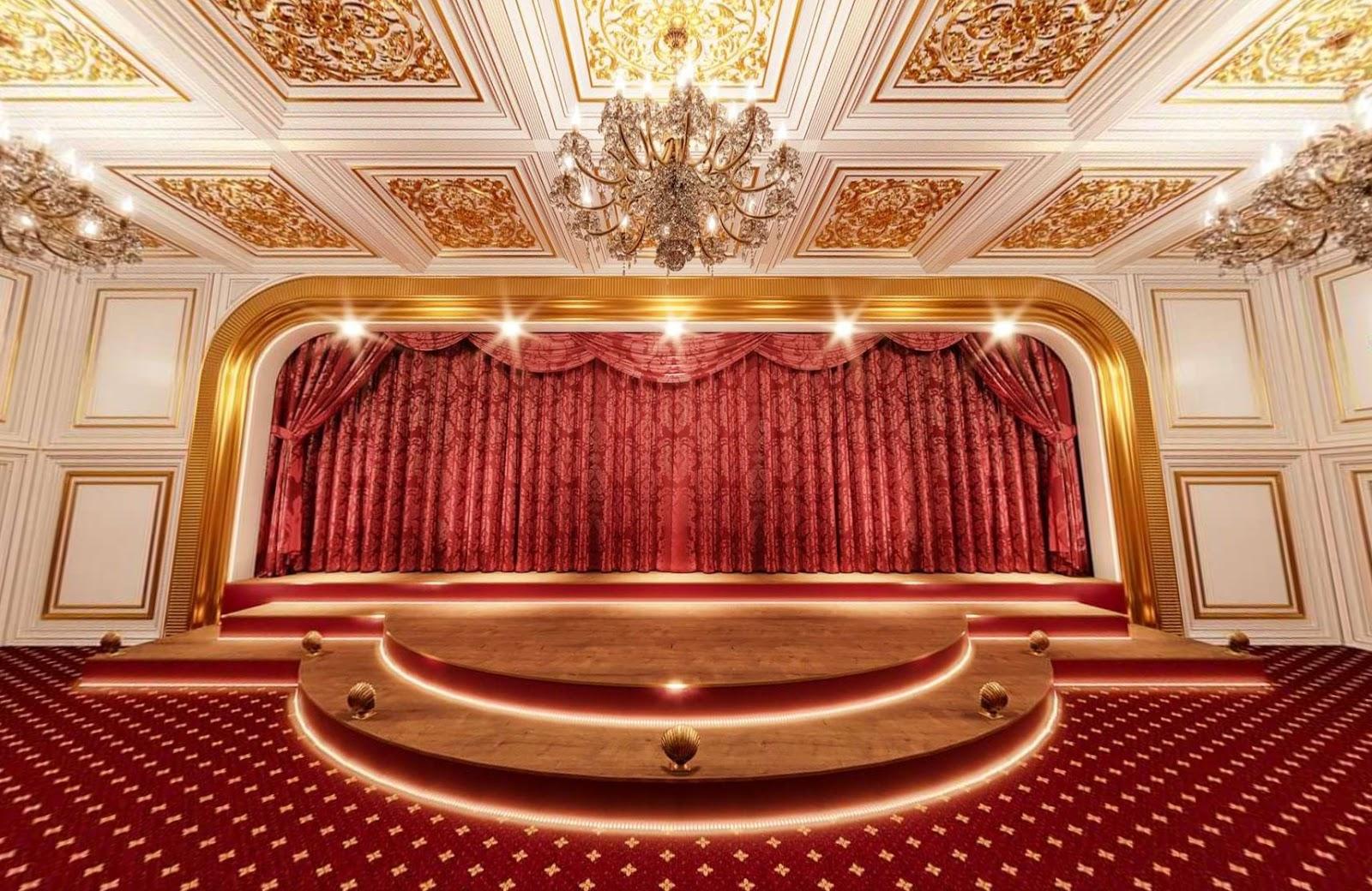 Домашний кинотеатр Путина - экран