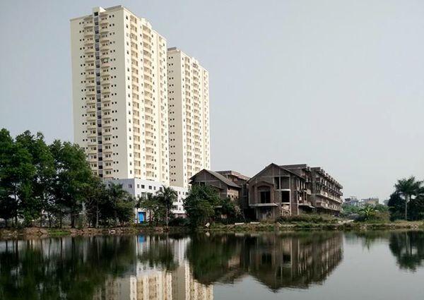 Sức hút của khu nhà liền kề 79 Thanh Dàm
