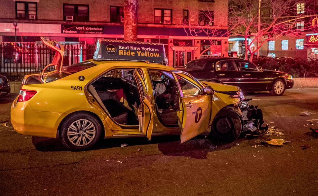 Uber/Taxi Accidents