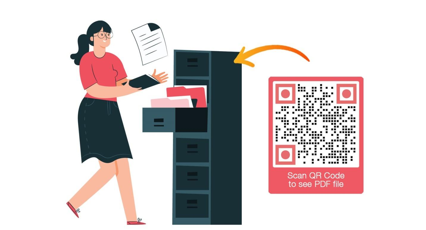 How to Transform Your Paper-Based Office into A Paperless One with QR Codes? - Technology